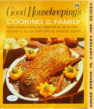 Image for Good Housekeeping's Cooking For The Family, Vol. 8: Good Housekeeping's Fabulous 15 Cookbooks Series