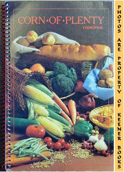 Image for Corn Of Plenty Cookbook