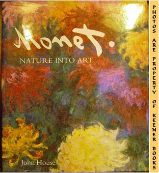 Image for Monet: Nature Into Art