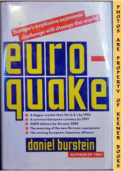Image for Euroquake: Europe's Explosive Economic Challenge Will Change The World
