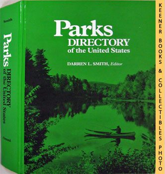 Image for Parks Directory Of The United States