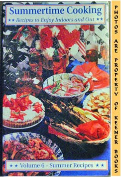 Image for Summertime Cooking, Volume 6 - Summer Recipes