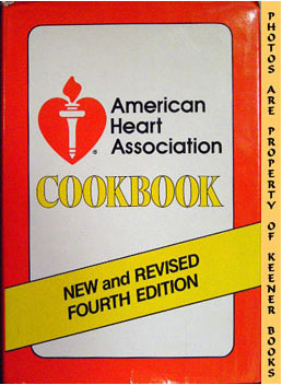 Image for The American Heart Association Cookbook