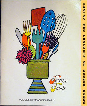 Image for Festive Foods - 1971 Book