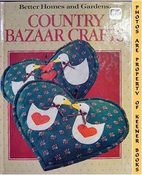 Image for Better Homes And Gardens Country Bazaar Crafts