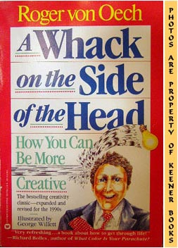 Image for A Whack On The Side Of The Head (How You Can Be More Creative)