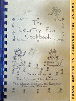 Image for The Country Fair Cookbook