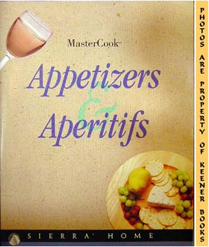 Image for Mastercook - Appetizers & Aperitifs