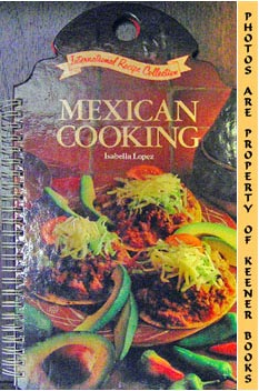 Image for Mexican Cooking: International Recipe Collection Series