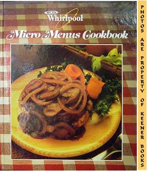 Image for Whirlpool Micro Menus Cookbook