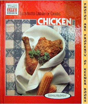 Image for Illustrated Library Of Cooking - Chicken