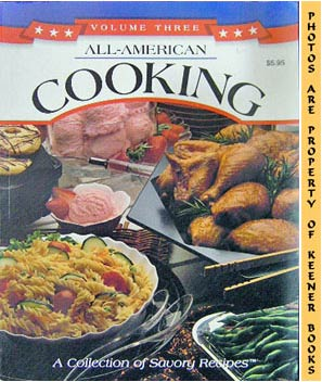 Image for All-American Cooking (A Collection Of Savory Recipes)