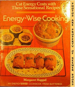Image for Energy-Wise Cooking : Cut Energy Costs With These Sensation Recipes