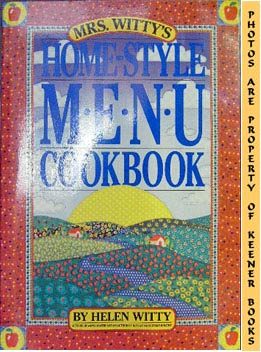 Image for Mrs. Witty's Home-Style Menu Cookbook