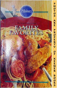 Image for Pillsbury Family Favorites: The Home Cooking Library Series