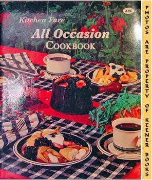 Image for Kitchen Fare All Occasion Cookbook