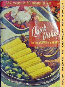 Image for Quick Dishes For The Woman In A Hurry