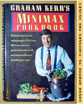 Image for Graham Kerr's Minimax Cookbook