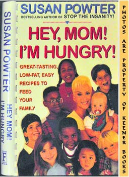 Image for Hey, Mom! I'm Hungry!