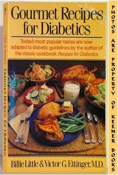 Image for Gourmet Recipes For Diabetics