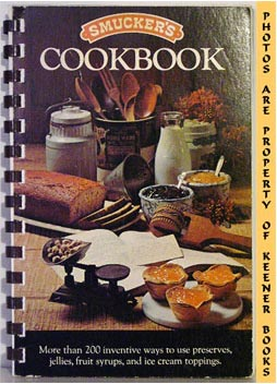 Image for Smucker's Cookbook