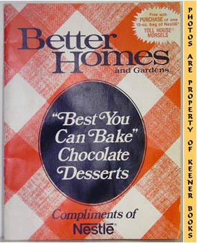 Image for Best You Can Bake Chocolate Desserts