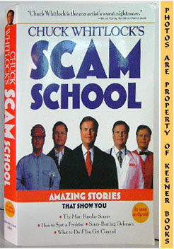 Image for Chuck Whitlock's Scam School