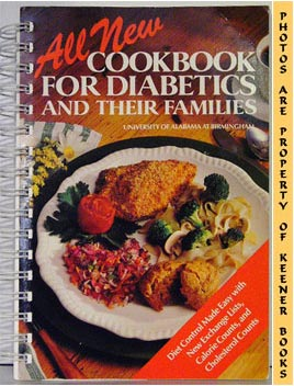 Image for All New Cookbook For Diabetics And Their Families