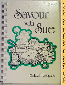 Image for Savour With Sue (Select Recipes)