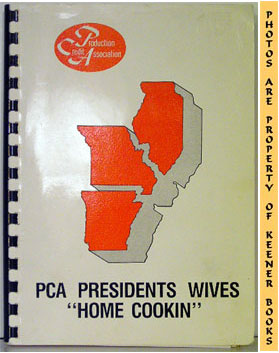 """Image for PCA Presidents Wives """"Home Cookin"""""""