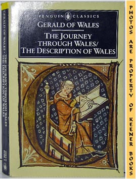 Image for The Journey Through Wales / The Description Of Wales