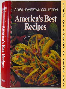 Image for America's Best Recipes (A 1989 Hometown Collection)
