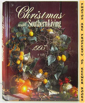 Image for Christmas With Southern Living 1993