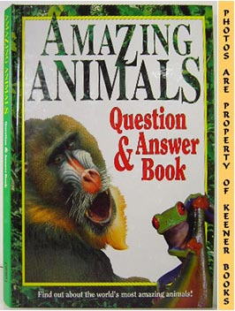Image for Amazing Animals Question & Answer Book