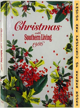 Image for Christmas With Southern Living 1986