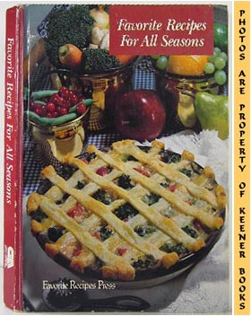 Image for Favorite Recipes For All Seasons