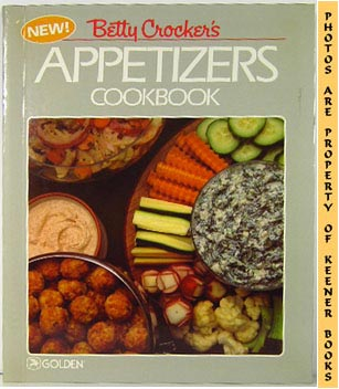 Image for Betty Crocker's Appetizers Cookbook