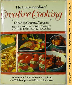 Image for The Encyclopedia Of Creative Cooking