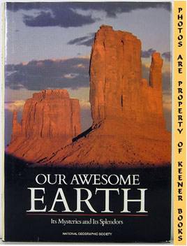Image for Our Awesome Earth (Its Mysteries And Its Splendors)