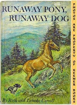 Image for Runaway Pony, Runaway Dog