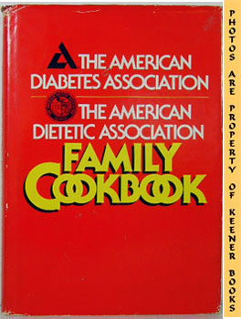 Image for The American Dietetic Association Family Cookbook