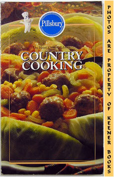 Image for Pillsbury Country Cooking: The Home Cooking Library Series