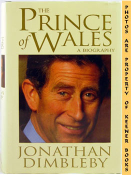 Image for The Prince Of Wales  (A Biography)