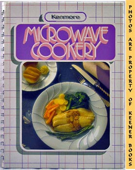 Image for Kenmore Microwave Cookery