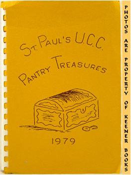 Image for St. Paul's U. C. C. Pantry Treasures