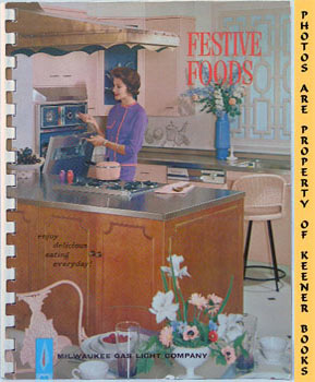 Image for Festive Foods - 1961 Book