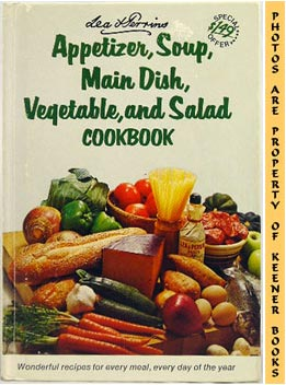 Image for Lea & Perrins Appetizer, Soup, Main Dish, Vegetable, And Salad Cookbook
