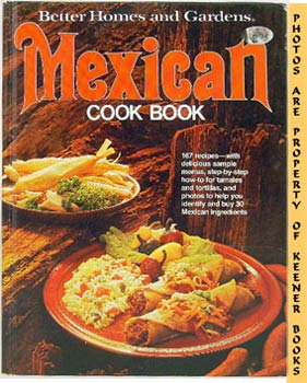 Image for Better Homes And Gardens Mexican Cook Book