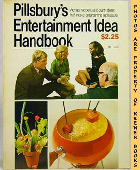 Image for Pillsbury's Entertainment Idea Handbook
