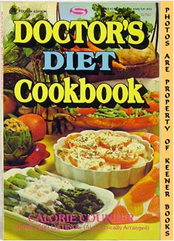 Image for Doctor's Diet Cookbook